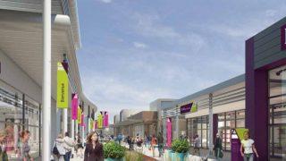 Architecture du Centre commercial : Cabinet Boutet Desforges